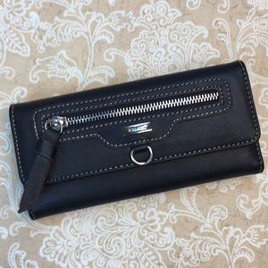 Nine West Checkbook Wallet